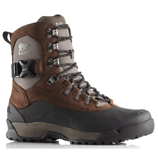 Sorel Paxson Tall Waterproof - Tobacco/Wet Sand
