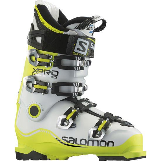 Salomon X Pro 110 - Acide Green/White