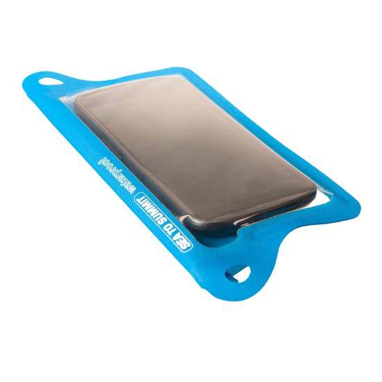 Sea To Summit Tpu Guide Waterproof Case Iphones - Blue