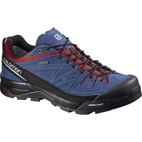 Salomon X Alp LTR GTX - Midnight Blue/Flea