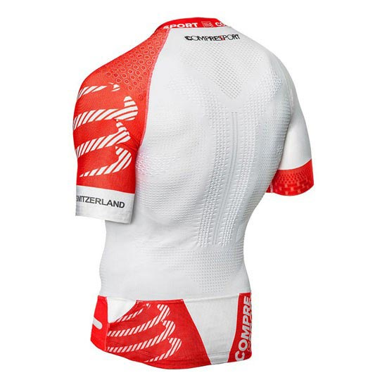 Compressport Trail Running Shirt V2 SS - Photo de détail