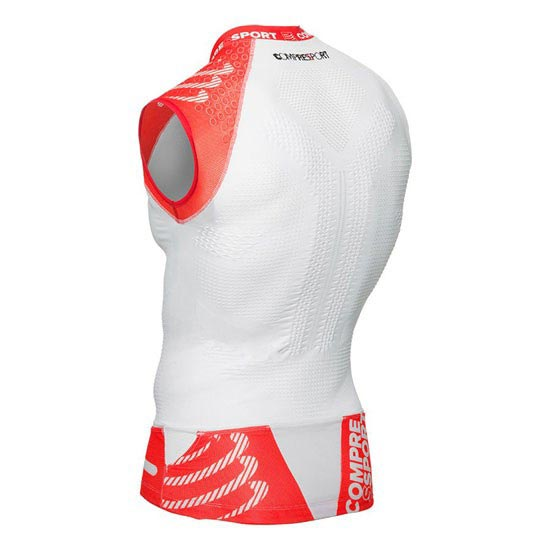 Compressport Trail Running Shirt V2 Tank - Foto de detalle
