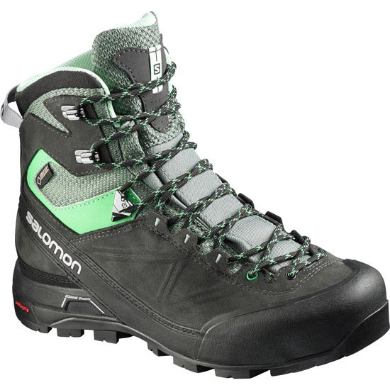 Salomon X Alp MTN GTX W - Asphalt Light