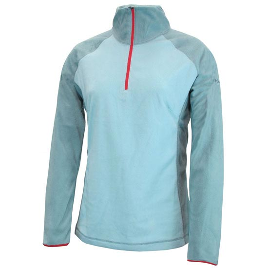Columbia Glacial Fleece III 1/2 Zip W - Turquoise Green