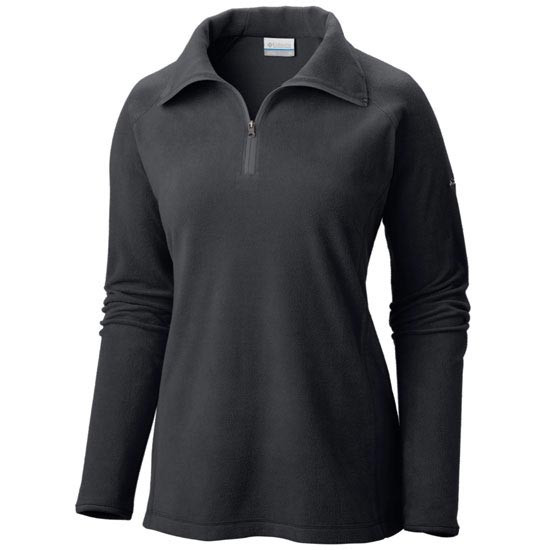 Columbia Glacial Fleece III 1/2 Zip W - Black