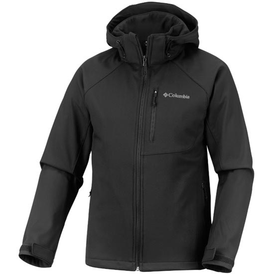 Columbia Cascade Ridge II Softshell - Black