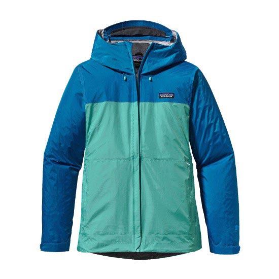 Patagonia Torrentshell Jacket W - Bandana Blue W/Howling Turquoise