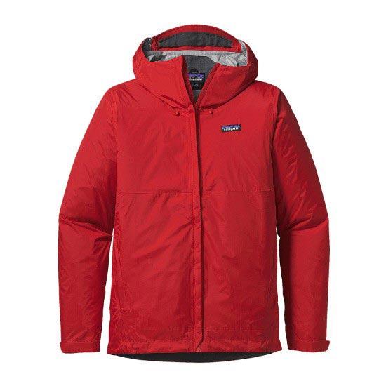 Patagonia Torrentshell Jacket - French Red