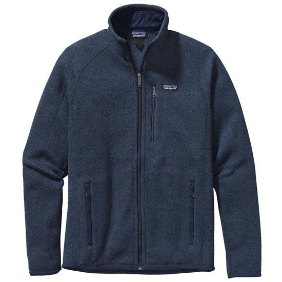 Patagonia Better Sweater Jkt - Classic Navy