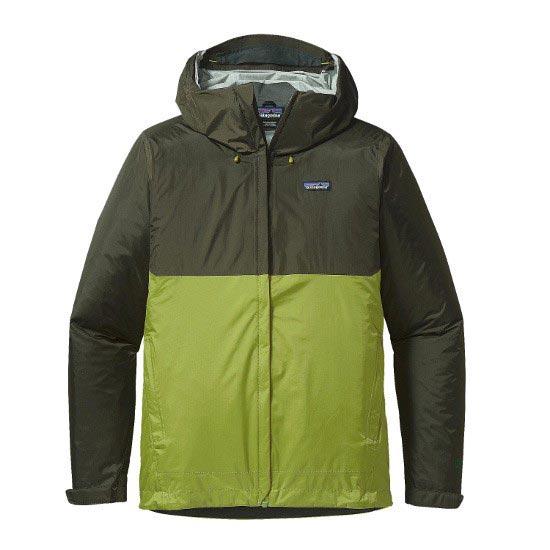 Patagonia Torrentshell Jacket - Kelp Foret W/Supply Green