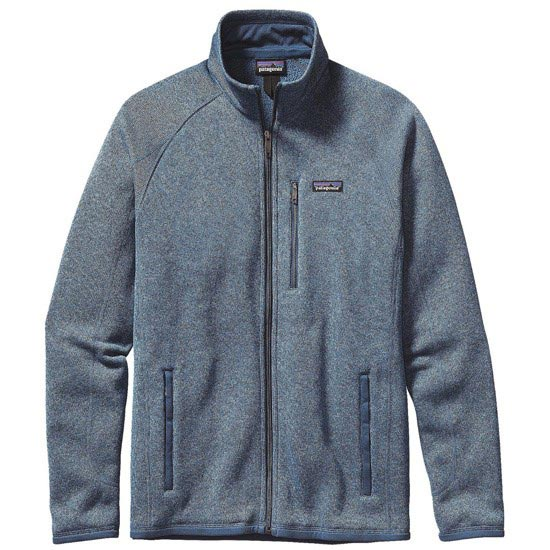 Patagonia Better Sweater Jkt - Catalyst Blue