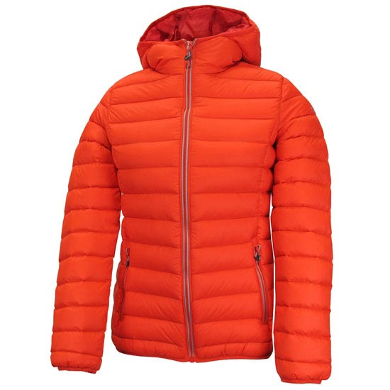 Campagnolo Fix Hood Down Jacket W - Orange