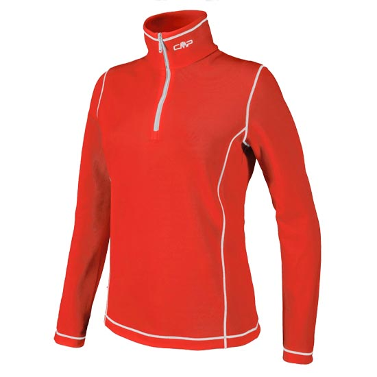 Campagnolo Light Stretch Performance Sweat W - Ferrari