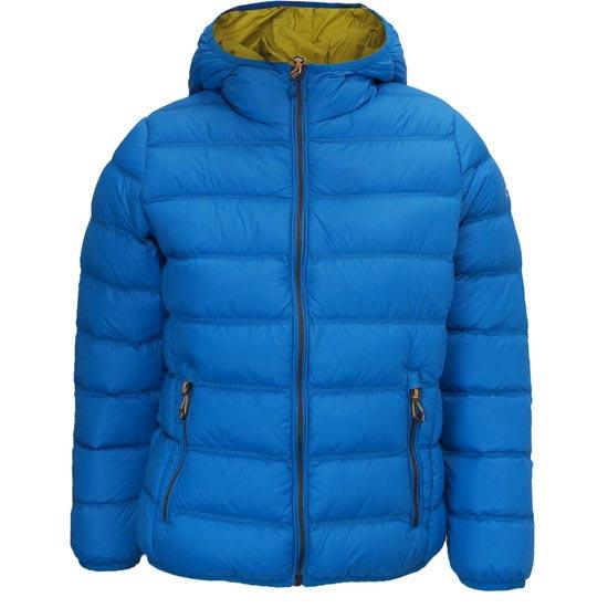 Campagnolo Fix Hood Down Jacket Jr - Azul