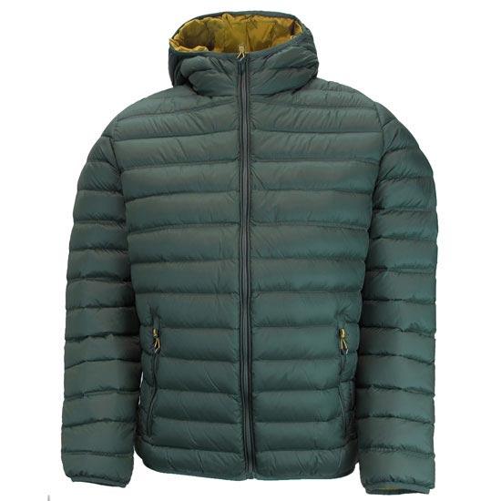 Campagnolo Jacket Fix Hood - Green