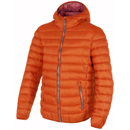 Campagnolo Fix Hood Jacket - Orange