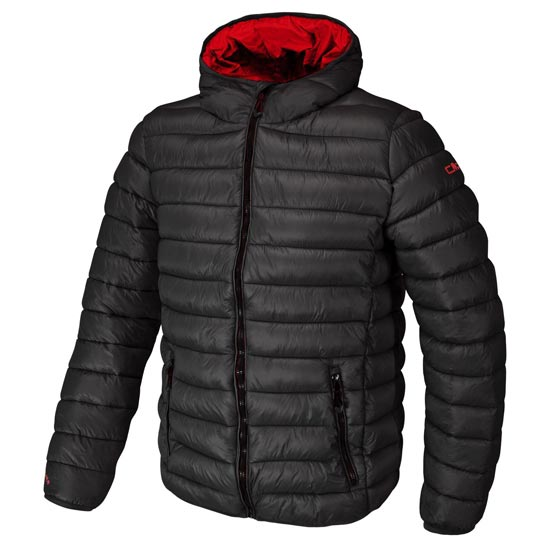 Campagnolo Fix Hood Jacket - Negro