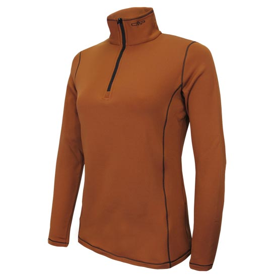 Campagnolo Light Stretch Performance Sweat W - Bronzo