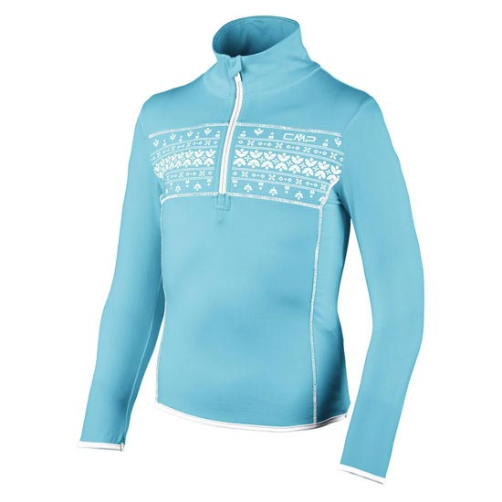 Campagnolo Carbonium Sweat Girl - Turquesa