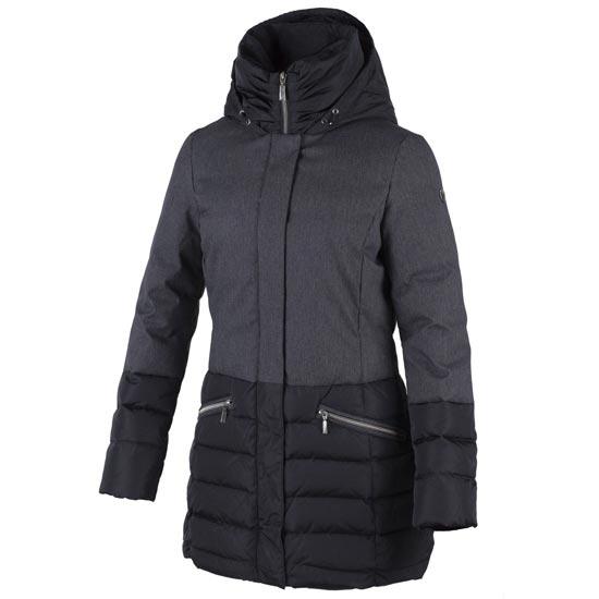 Campagnolo Coat Fix Hood Jacket W - Nero