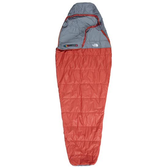 The North Face Aleutian 50/10 - Red Clay/Zinc Grey
