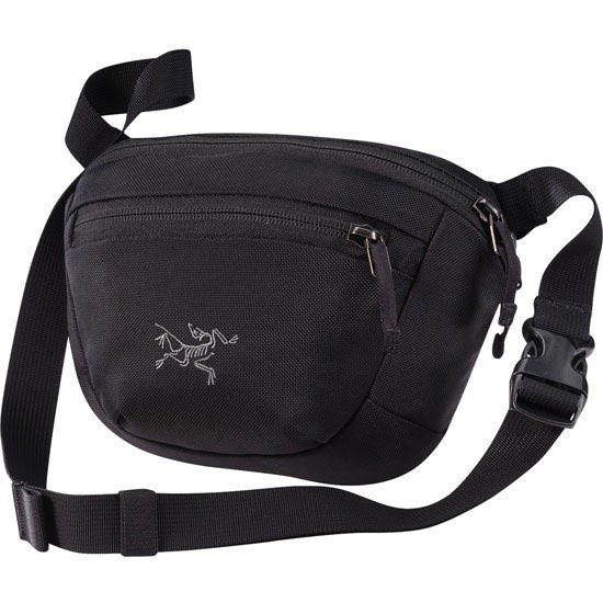 Arc'teryx Maka 1 Waistpack - Noir
