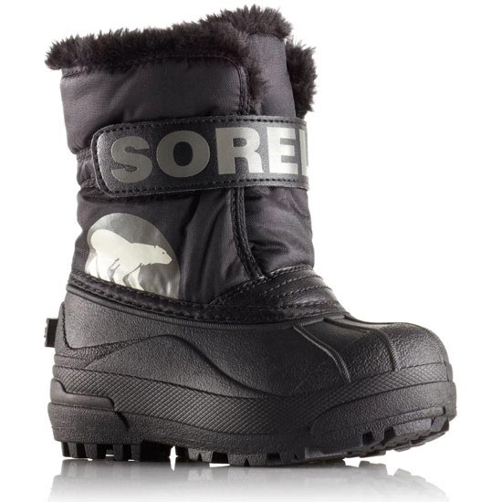 Sorel Snow Childrens - Black/Charcoal