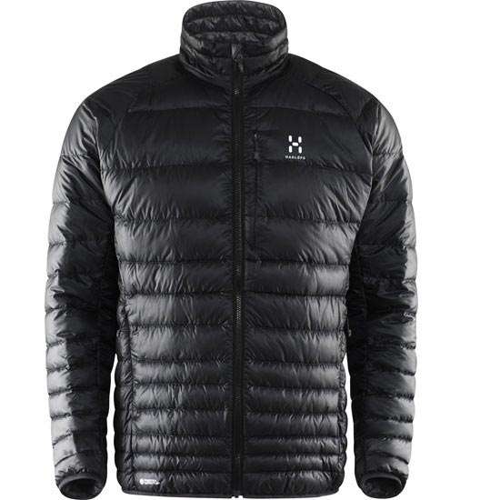 Haglöfs Essens III Down Jacket - True Black/Magnetite
