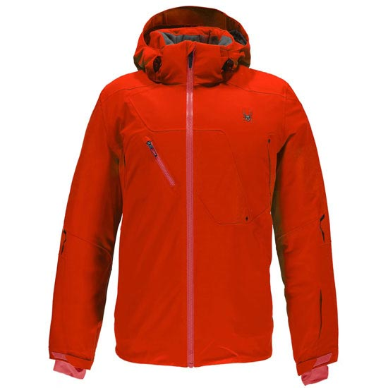 Spyder Alyeska Jacket - Rag/Red