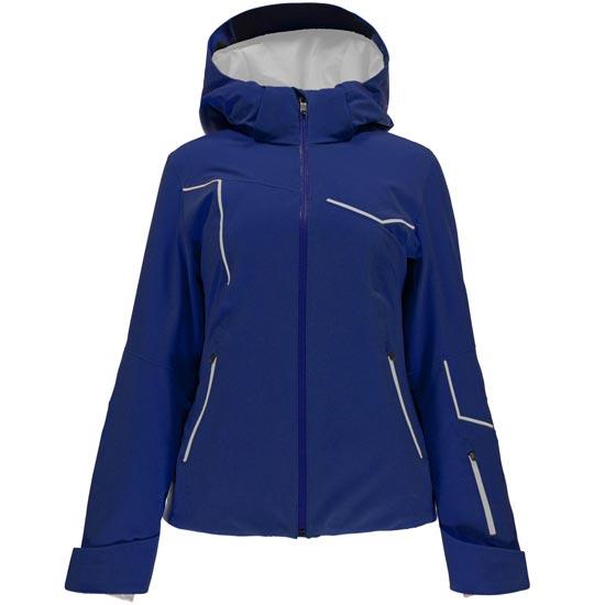 Spyder Project Jacket W - Blue/White