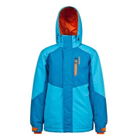Protest Bonk Snowjacket Jr - Electric Blue