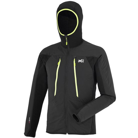 Millet Touring Alpha Compo Hoodie - Noir