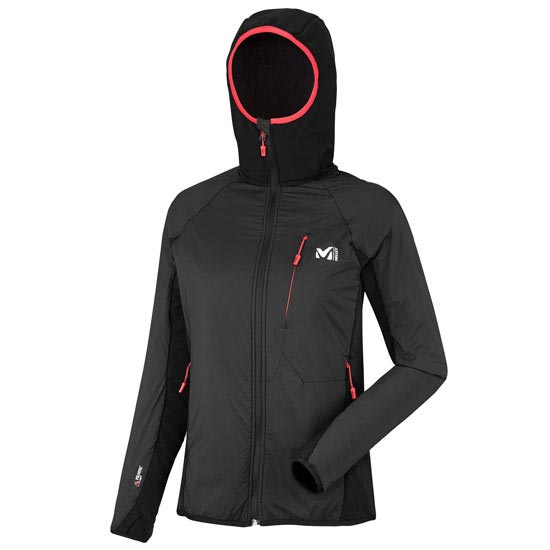 Millet Touring Alpha Compo Hoodie W - Noir