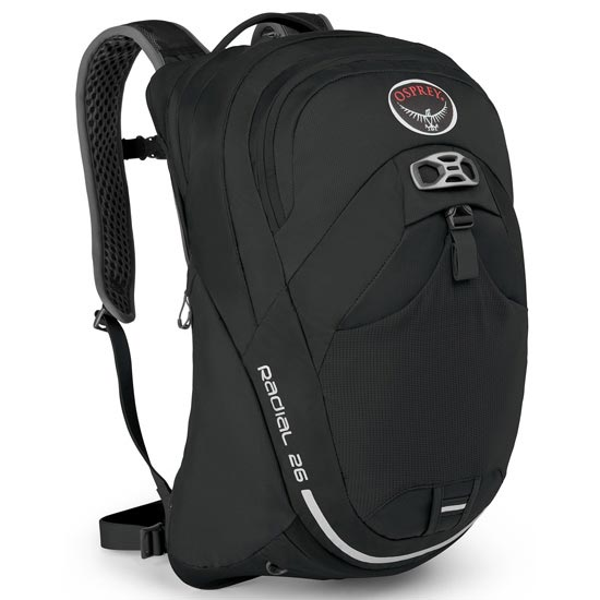 Osprey Radial 26 - Black