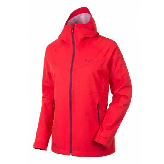 Salewa Puez (AQUA 3) Powertex Jacket W - Papavero
