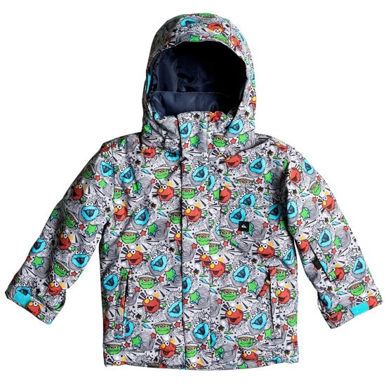 Quicksilver Little Mission Kids - Sesame Street Oscar