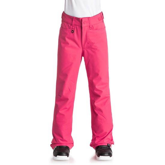 Roxy Backyard Pant Girl - Paradise Pink