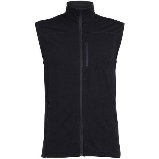 Icebreaker MT Elliot Vest - Black