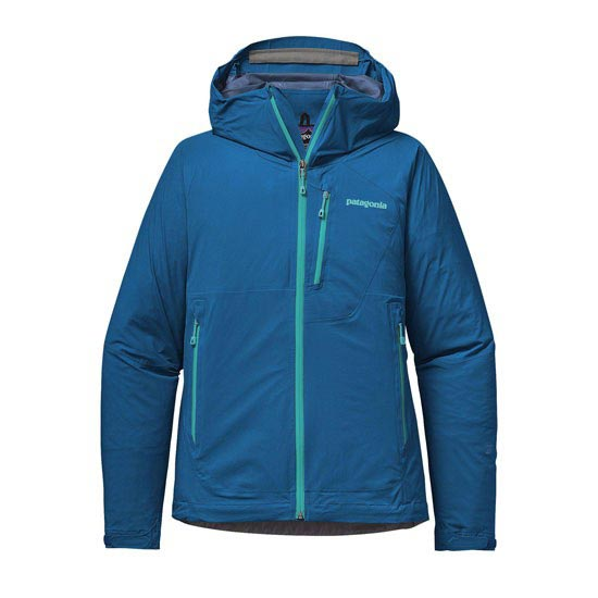 Patagonia Stretch Rainshadow Jacket W - Bandana Blue