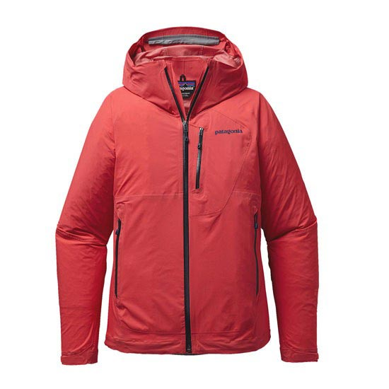 Patagonia Stretch Rainshadow Jacket W - Shock Pink
