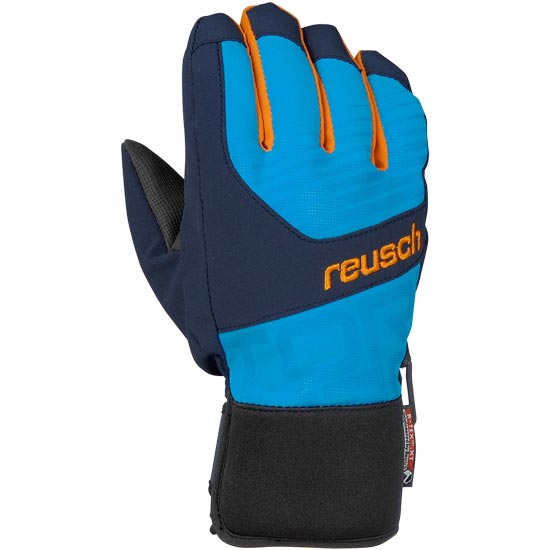 Reusch Torbenius R-TEX XT Jr - Dresden Blue/Navy