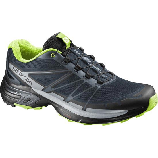 Salomon Wings Pro 2 - Slateblue/Light Onix