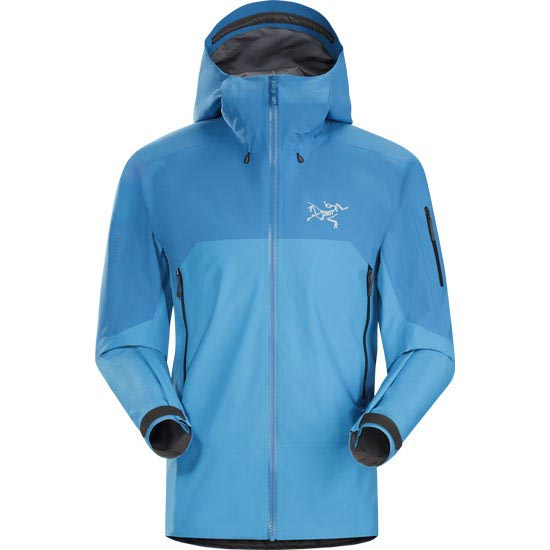 Arc'teryx Rush Jacket Men's - Adriatic Blue