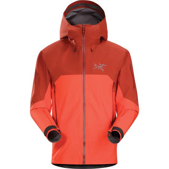 Arc'teryx Rush Jacket Men's - Magmatic