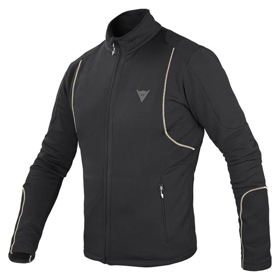 Dainese Thermal Full Zip E1 - Black/Grey