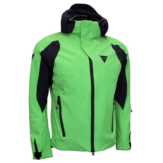 Dainese Roca Jack D-Dry Jacket - Team Green/Black