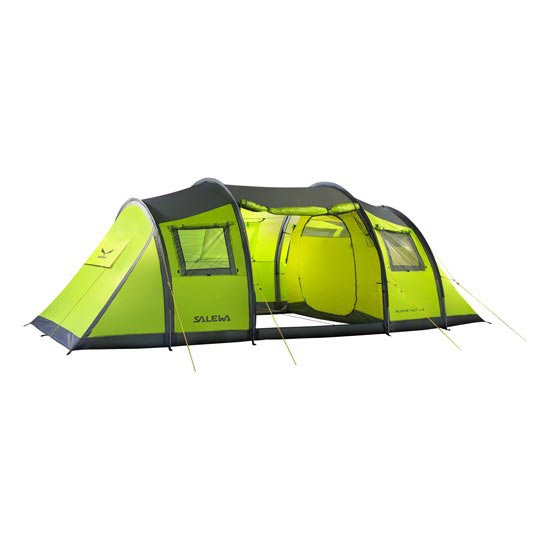 Salewa Alpine Hut III+III - Cactus/Grey