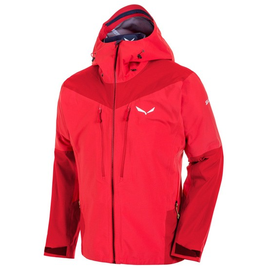 Salewa Ortles 2 GTX Pro Jacket - Papavero