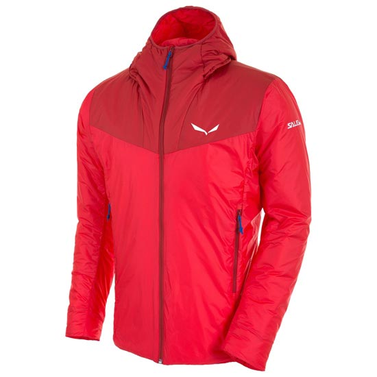 Salewa Ortles 2 Primaloft Jacket - Papavero