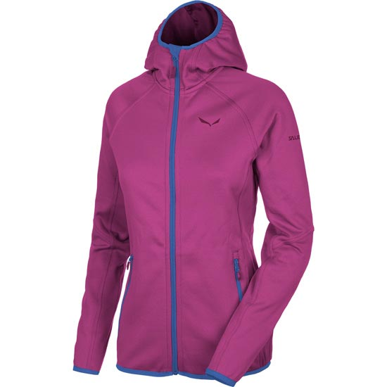 Salewa Predazzo Polarlite Hoody W - Onion Red